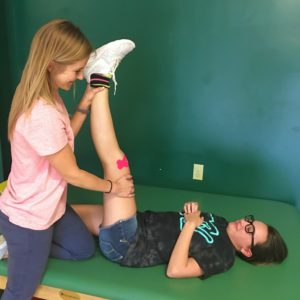 Hailey Physical therapy